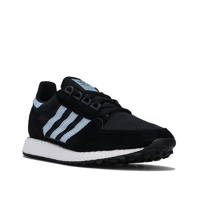 Women-apos;s Adidas Originals Forest Grove Trainers En Noir