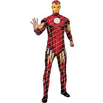 Costume adulto di Iron Man