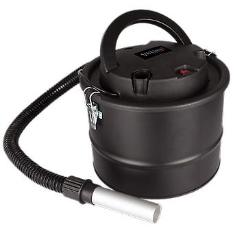 Fireplace, barbecue and stove 15 litre compact ash vacuum cleaner
