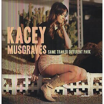 Kacey Musgraves - Same Trailer Different Park [Vinyl] USA import