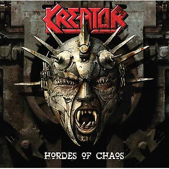 Kreator - Hordes of Chaos [CD] USA import