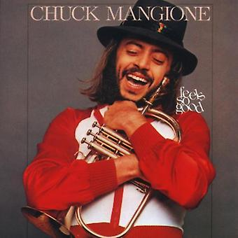 Chuck Mangione - Feels So Good [CD] USA import