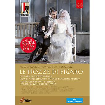 Wiener Philharmoniker - Le Nozze De Figaro [DVD] USA importar