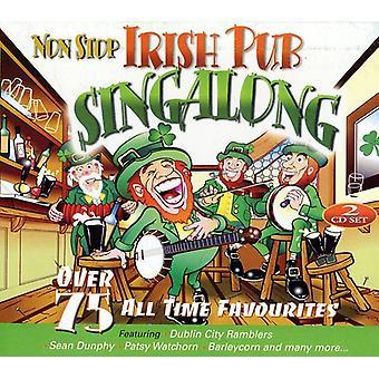 Non Stop Irish Pub Singalong - Non Stop Irish Pub Singalong [CD] USA import