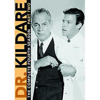Dr Kildare: Täydellinen neljännen kauden [DVD] USA tuonti