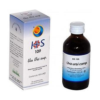 Hs 109 Grape Ursi Comp. Drops 100 ml