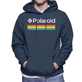 Polaroid Spectrum Logo Men's Kapuzen Sweatshirt