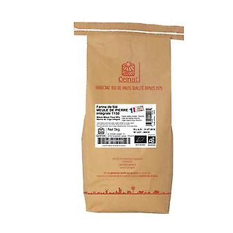 Whole wheat flour Type 150 5 kg