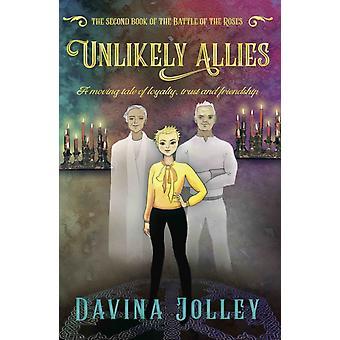 Onwaarschijnlijke bondgenoten door Davina Jolley