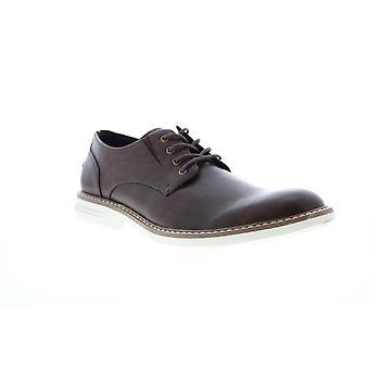 Ben Sherman Countryside Oxford  Mens Brown Plain Toe Oxfords Shoes
