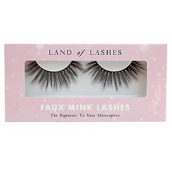 Land of Lashes Faux Mink Lashes - Hollywood - The Signature to Your Masterpiece