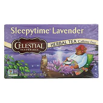 Celestial Seasonings Tea Sleepytime Lavender