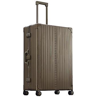 "ALEON Macro Plus Traveler 32"" Trolley 4 ruedas, 55 cm, 93.5 L, bronce"