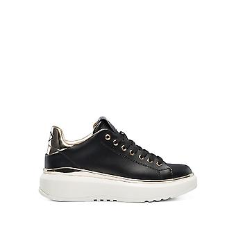 Replay Women's Birch Lace Up Leather Sneakers