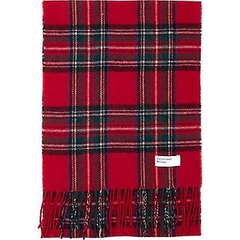 Universal Works Tartan Wool Scarf