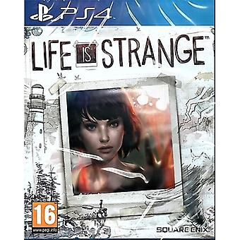 Life Is Strange PS4 Game