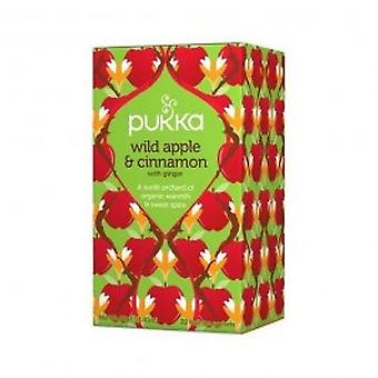 Pukka - Wild Apple & Cinnamon with Gin 20bag