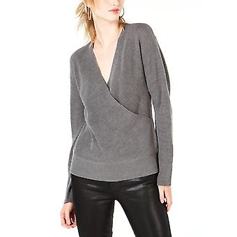 Bar III | Surplice On/Off Shoulder Sweater