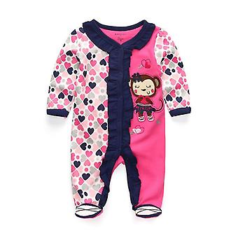 Newborn Babies Sleepwear Clothing Long Sleeve Pajamas