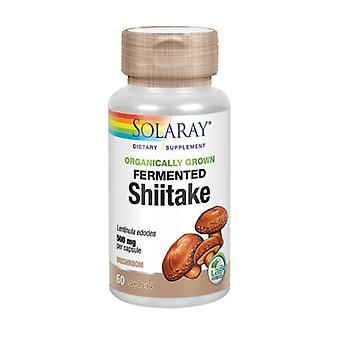 Solaray Fermentierter Shiitake, 60 Veg Caps