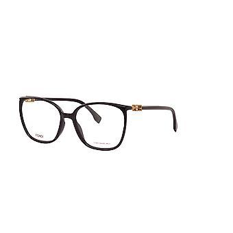 فندي FF0442/G 807 نظارات سوداء