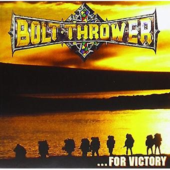 Bolt Thrower - For Victory [CD] USA import