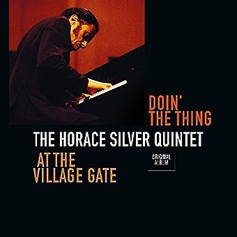 Horace Silver - Doin the Thing [Vinyl] Usa import