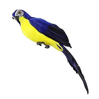 الصفحة الرئيسية حديقة ملونة الببغاوات الاصطناعية - الطيور نموذج في الهواء الطلق حديقة الحديقة الرئيسية الحديقة