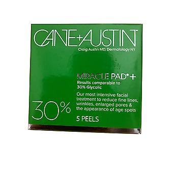Cane + Austin Miracle Pad + 30% Glycolic Acid 5 Peels