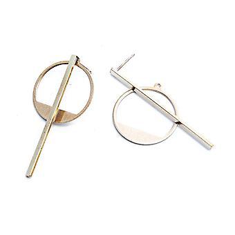 Circle Back Jacket Earrings