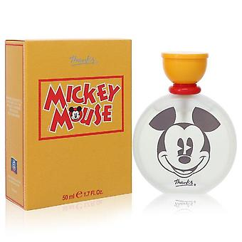 Mickey Mouse Eau De Toilette Spray By Disney 1.7 oz Eau De Toilette Spray