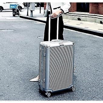 Aluminium Rahmen Hardside Koffer auf Rad Reisetaschen