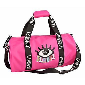 Depesche Lisa & Λίνα J1mo71 αθλητική τσάντα σε ροζ