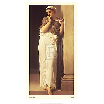 Nausicaa Poster Print by Lord Frederic Leighton (18 x 28)