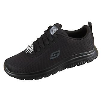 Skechers Advantage Flex Bendon 77125ECBLK universal all year men shoes