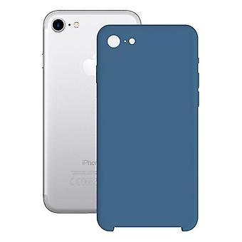Mobiilikansi iPhone 7/8/SE 2020 KSIX Ympäristöystävällinen Sininen
