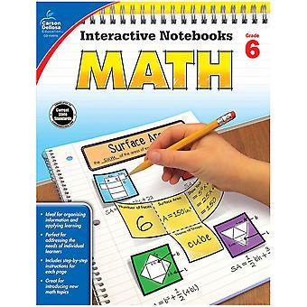 Carnets interactifs : Math Resource Book, 6e année