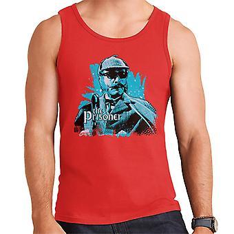 The Prisoner Number 113 Men's Vest