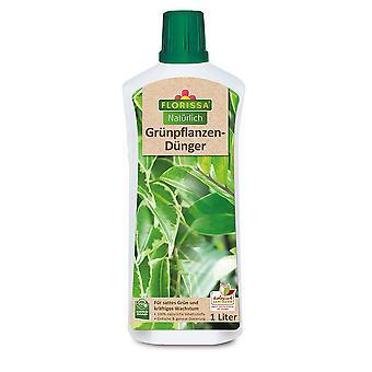 FLORISSA Green plant fertilizer, 1 litre