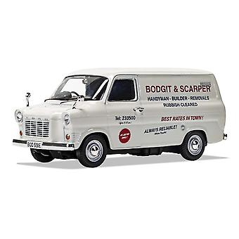 Ford Transit MkI 'Bodgit and Scarper' Diecast Model