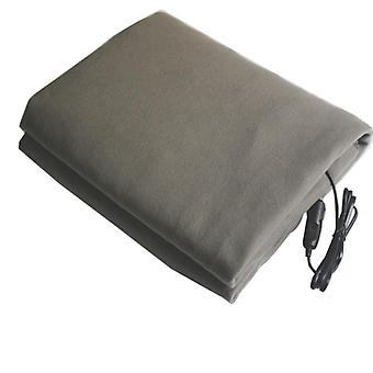 12v Car Electric Blanket Double Warm Heater Bed Thermostat Soft Electric