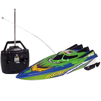 Rc Racing Boat Radio Remote Control Dual Motor Speed Boat High-speed  Toy