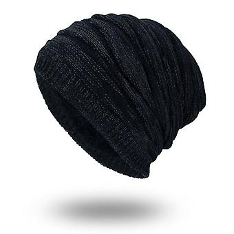 Knitted Baggy Beanie- Oversize Winter Warm Hat