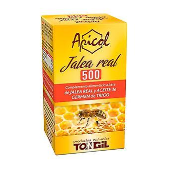 Apicol Royal Jelly 500 60 softgels