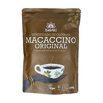 Macaccino Bio 250 g of powder