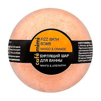 Effervescent Mango And Orange Bath Bomb 120 g