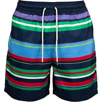 Polo Ralph Lauren Multi Stripe Badeshorts