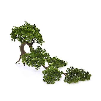 Konstgjord tall (Pinus) Bonsai träd 65x100 cm på bagageutrymmet