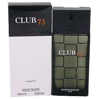 Jacques Bogart Club 75 Eau De Toilette Spray By Jacques Bogart 3.33 oz Eau De Toilette Spray