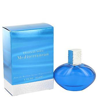 Mediterranean Eau De Parfum Spray By Elizabeth Arden 1 oz Eau De Parfum Spray